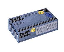 Super Tuff Industrial-Grade 8 Mil Nitrile Gloves | Wholesale Safety Labels