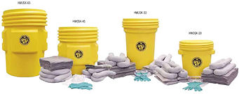 Universal & Oil Spill Kits