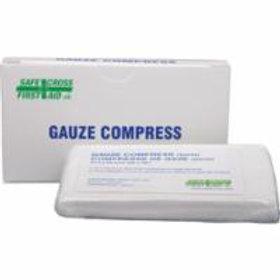 Safe Cross Gauze Compress