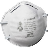 3M 8200 N95 Particulate Respirators | Wholesale Safety Labels