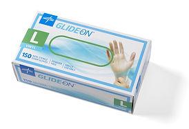 Glide-On Powder-Free Vinyl Exam Gloves