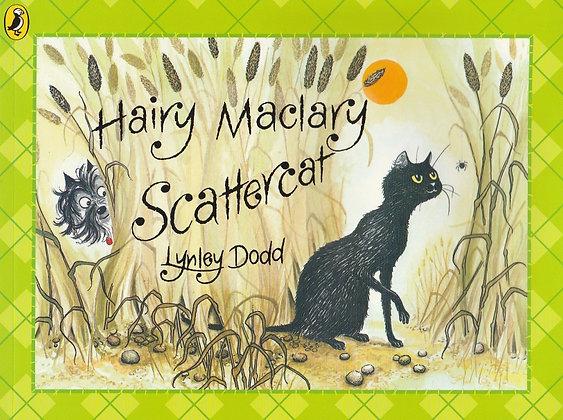 Hairy Maclary Scattercat, Lynley Dodd, 9781856130813
