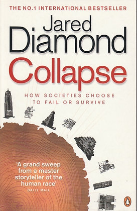 Collapse, Jared Diamond, 9780140279511