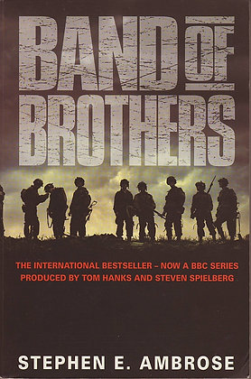 Band of Brothers, Stephen E Ambrose, 9780743429900