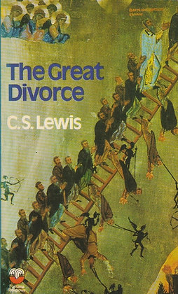 The Great Divorce, C S Lewis, Fontana Books, 1972