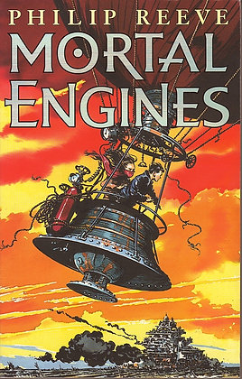 Mortal Engines, Philip Reeve, 9780439982221