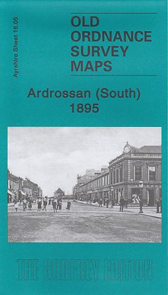 Old Ordnance Survey Maps - Ardrossan South 1895, 9781847842916