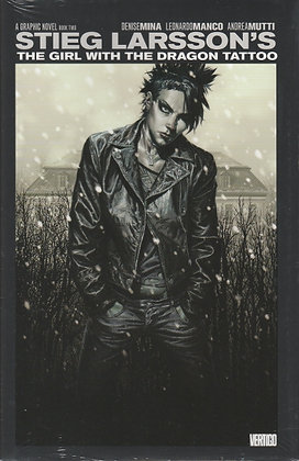 The Girl with the Dragon Tattoo: Graphic Novel Book 2, Stieg Larsson, Denise Mina, 9781401235581