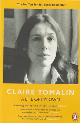 A Life of My Own, Claire Tomalin, 9780241974834
