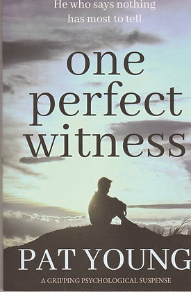 One Perfect Witness, Pat Young, 9781912604845