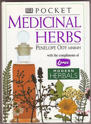Pocket Medicinal Herbs, Penelope Ody, 0751304182