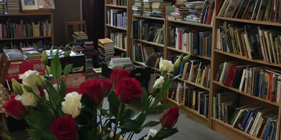 Pop-up Bookshop at the HAC