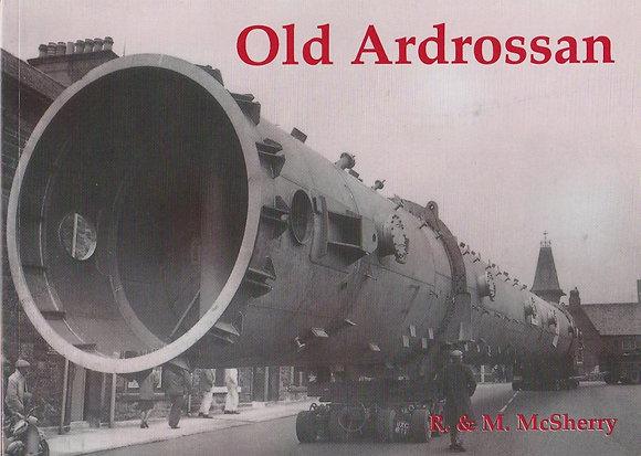 Old Ardrossan, R & M McSherry, 9781872074771