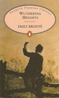 Wuthering Heights, Emily Brontë, 9780140620122