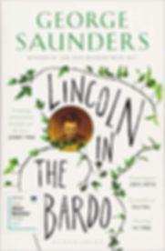 Booker 2017 Lincoln in the Bardo George