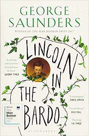 Booker 2017 Lincoln in the Bardo George
