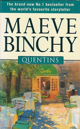 Quentins, Maeve Binchy, 9780752849522