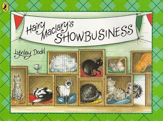 Hairy Maclary's Showbusiness, Lynley Dodd, 9781856130806
