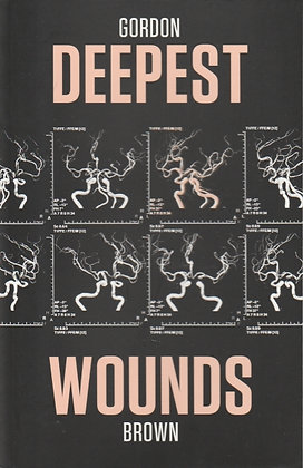 Deepest Wounds, Gordon Brown, 9781910829189