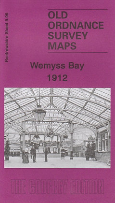 Old Ordnance Survey Maps - Wemyss Bay 1912, 9781841516615