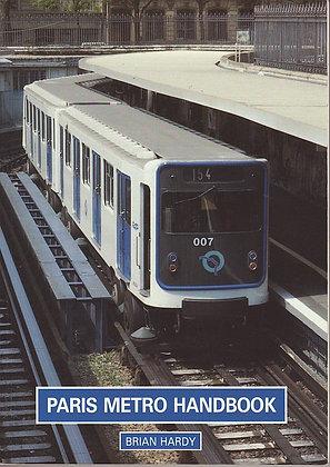 Paris Metro Handbook, Brian Hardy, 9781854141545
