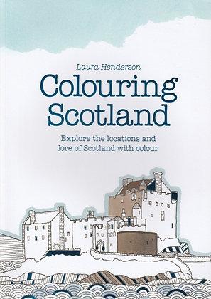 Colouring Scotland, Laura Henderson, 9781910449684