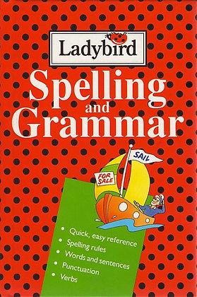 Spelling and Grammar, Ladybird Books, 9780721416335