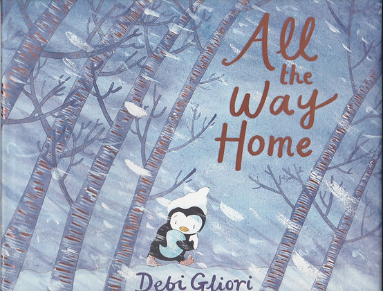 All the Way Home, Debi Gliori, 9781408872079