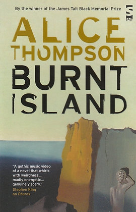 Burnt Island, Alice Thompson, 9781907773488