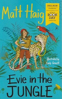 WBD 2020 - Evie in the Jungle, Matt Haig, 9781838850753, front