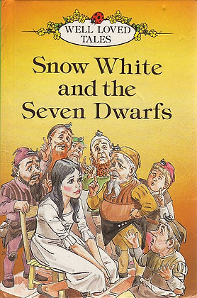 Snow White and the Seven Dwarfs, Ladybird Well Loved Tales, 9780721406480