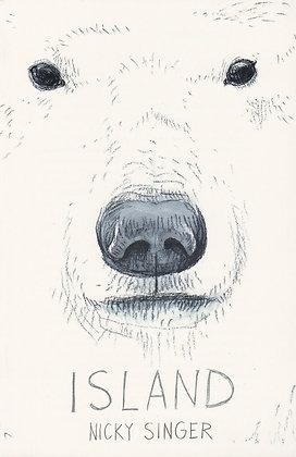 Island, Nicky Singer, 9780992938963