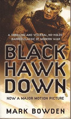 Black Hawk Down, Mark Bowden, 9780552999656