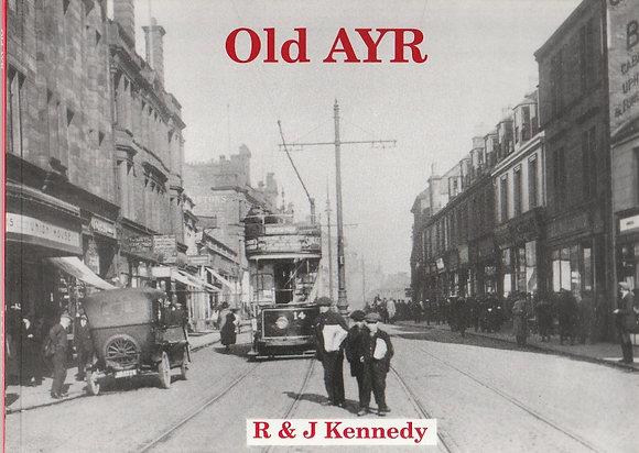 Old Ayr, R & J Kennedy, 9781872074191