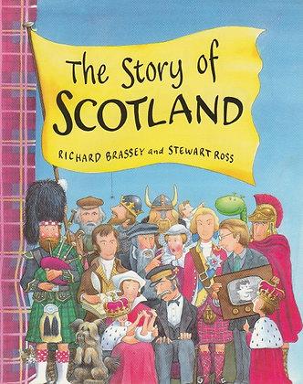 The Story of Scotland, Richard Brassey and Stewart Ross, 9781858816678