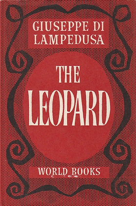 The Leopard, Giuseppe di Lampedusa, The Reprint Society 1961