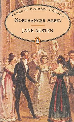 Northanger Abbey, Jane Austen, 9780140620757