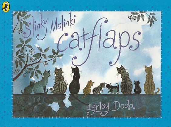 Slinky Malinki Catflaps, Lynley Dodd, 9780718195441