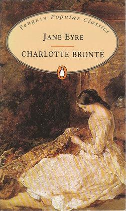 Jane Eyre, Charlotte Brontë, 9780140620115