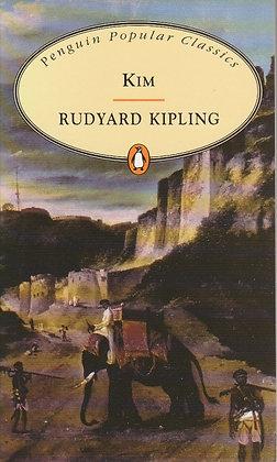 Kim, Rudyard Kipling, 9780140620498