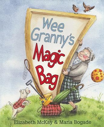 Wee Granny's Magic Bag, Elizabeth McKay, 9780863158445
