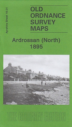 Old Ordnance Survey Maps - Ardrossan North 1895, 9781847842909