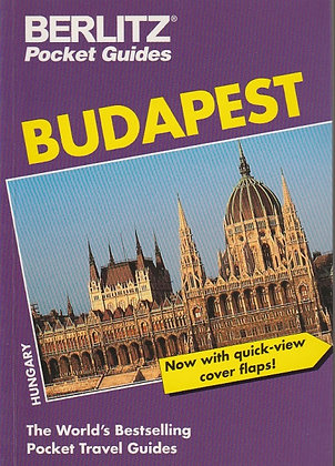 Berlitz Pocket Guide: Budapest, 9782831523743
