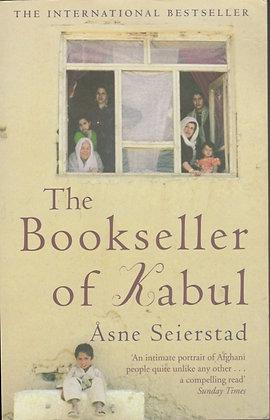 The Bookseller of Kabul, Anna Seierstad, 9781844080472