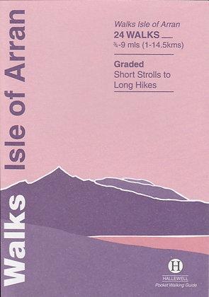 Walks: Isle of Arran, Richard Hallewell, 9781872405476
