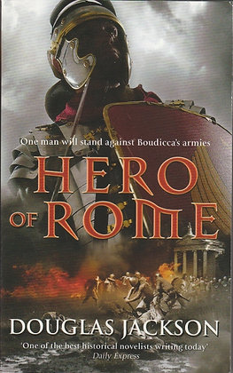 Hero of Rome, Douglas Jackson, 9780552162586