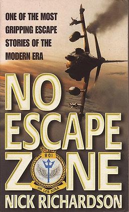 No Escape Zone, Nick Richardson, 9780751531022
