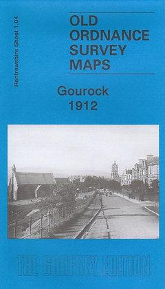 Old Ordnance Survey Maps - Gourock 1912, 9781847841360