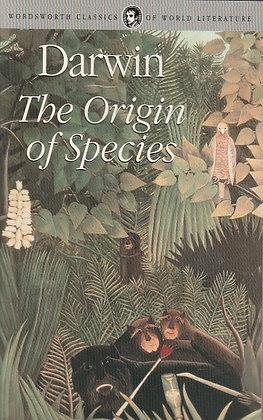 The Origin of Species, Charles Darwin, 9781853267802