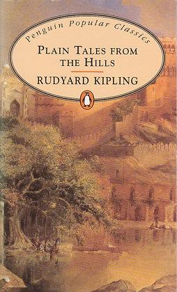 Plain Tales from the Hills, Rudyard Kipling, 978140620924